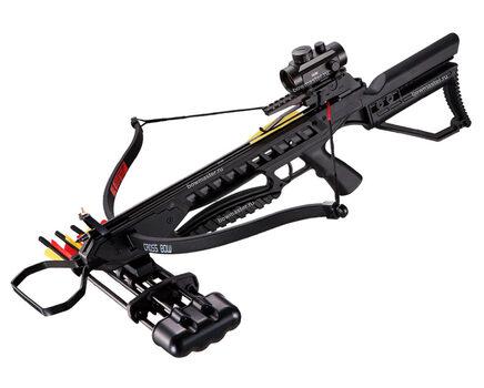 Купите рекурсивный арбалет Man-Kung MK-XB21 черный в Нижнем Новгороде в нашем интернет-магазине