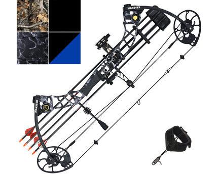 Купите блочный лук Bowmaster Monster RTH (Боумастер Монстр) в Нижнем Новгороде в нашем интернет-магазине