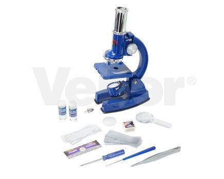Купите детский микроскоп для школьников Микромед MP-900 в интернет-магазине